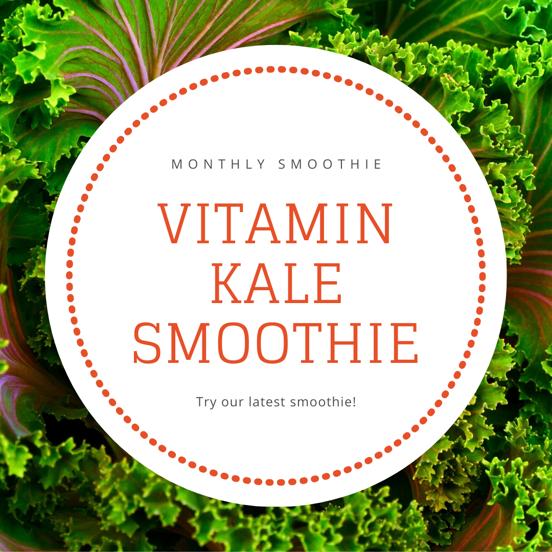 Vitamin Kale Smoothie  🌿